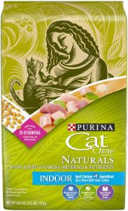 Purina Cat Chow Hairball, Weight Control