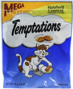 Whiskas Temptations Hairball Control