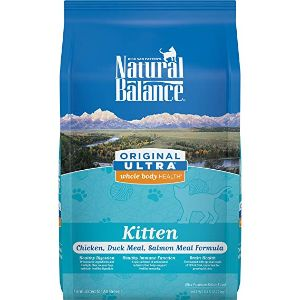 Natural Balance Dry Kitten Formula