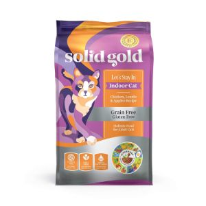 Solid Gold Indoor Cat Dry Food
