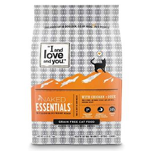 """""""I and Love and You"""" Essentials Cat Food"""