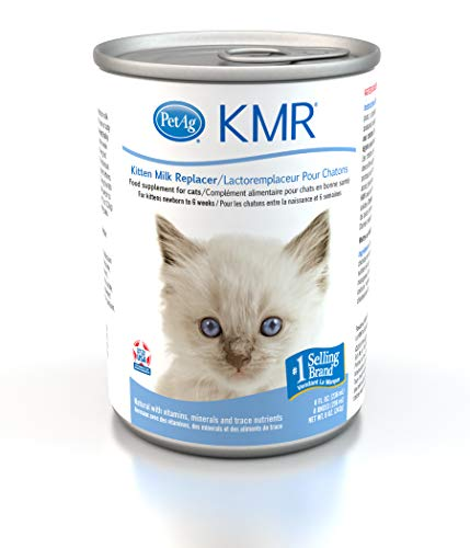 PetAg KMR – Kitten Milk Replacer – Liquid