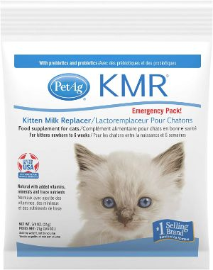 PetAg KMR Kitten Milk Replacer - Emergency