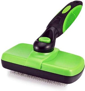 Tminnov Self Cleaning Slicker Brush