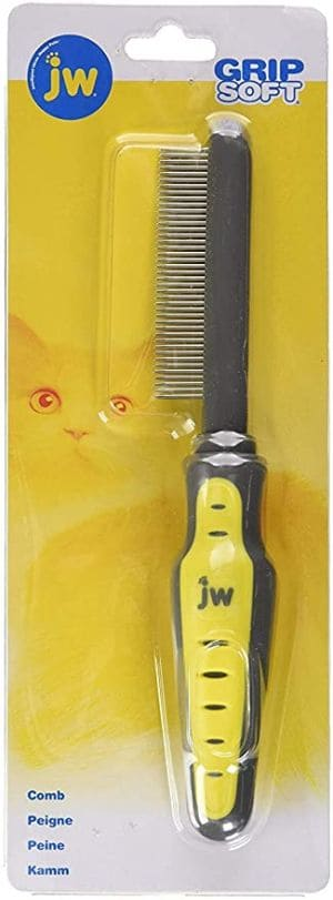 JW Pet Company GripSoft Cat Comb
