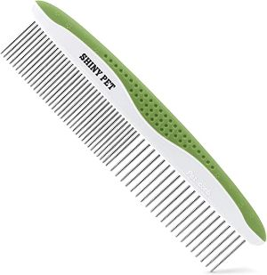 SHINY PET Cat Comb