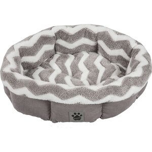 Precision Pet Shearling Round Bed