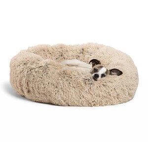 Best Friends by Sheri Luxury Shag Fuax Fur Donut Cuddler