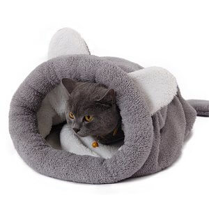 PAWZ Road Cat Sleeping Bag Self-Warming Kitty Sack