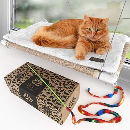 Selify Cat Window Perch