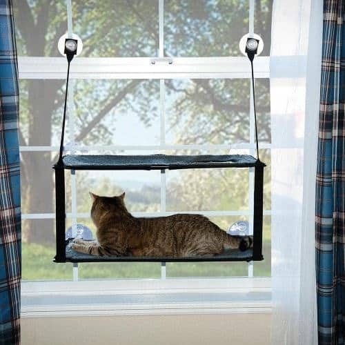 K&H Pet Products EZ Mount Window Double Stack