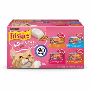 Friskies Wet Cat Food Variety Pack