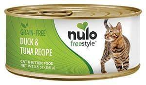 Nulo Adult and Kitten Grain Free Canned Wet Cat Food