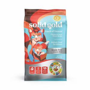 Solid Gold Indigo Moon Holistic Dry Cat Food for All Life Stages