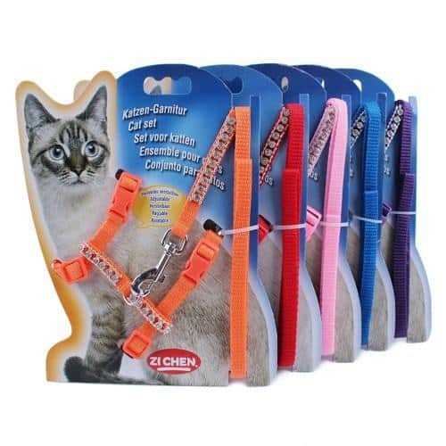 LANPA Diamond Pet Harness and Lead