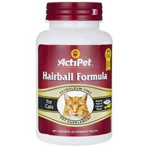 ActiPet, Hairball Formula