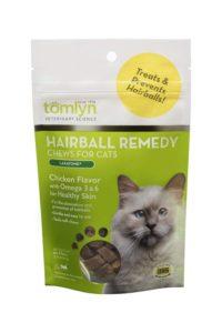TOMLYN Hairball Remedy Laxatone Chews
