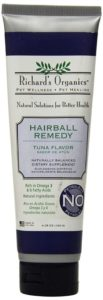 Richard's Organics Hairball Remedy – Tuna Flavor
