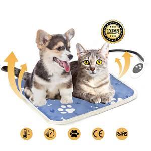 Mora Pets Heated Cat Bed