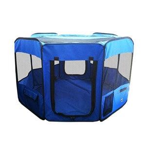 "ToysOpoly #1 Premium Pet Playpen – Large 45"" Indoor/Outdoor Cage"
