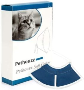 Pethouzz Soft Cat Recovery Collar