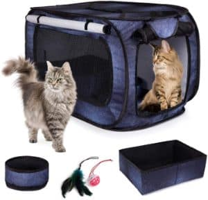 Cheering Pet Portable Crate