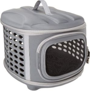 Pet magasin Hard Cover Collapsible Cat Carrier