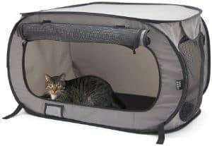 SportPet Designs Indoor/Outdoor Crate for Pets