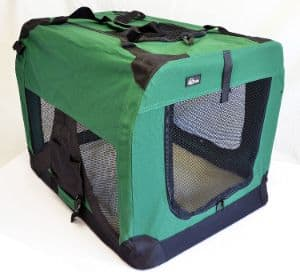topPets Portable Soft Pet Crate