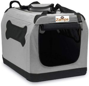 Zampa Pet Portable Crate