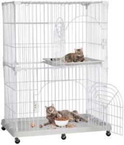 Yaheetech Large Cat Crate