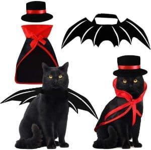 Byhoo Cat Vampire Cloak
