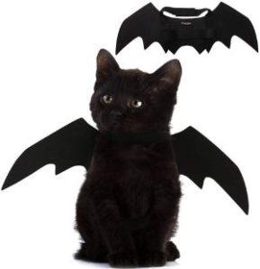 Puoyis Cat Bat Wings