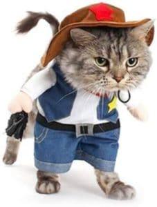 Meihejia Funny Cowboy Jacket Suit