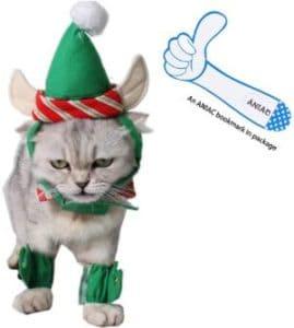 ANIAC Cute Cat Christmas Costume