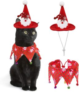 RYPET Cat Christmas Costume