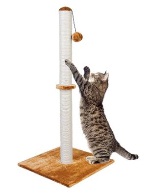 Dimaka Tall Ultimate Cat Scratching Post