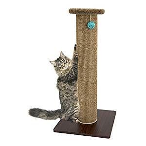 Kitty City Premium Woven Sisal Scratching Post