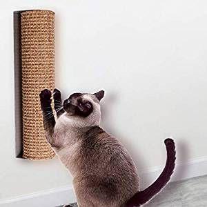Diversity World Wall-Mounted Cat Scratching Post