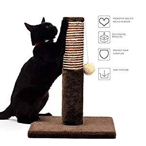 Delxo Cat Durable Scratching Post