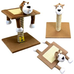 Downtown Pet Supply Deluxe Interactive Cat Scratching Post