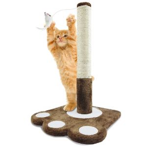 PARTYSAVING PET PALACE Cat Claw Scratching Post