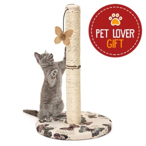 Animals Favorite Cat Scratching Post