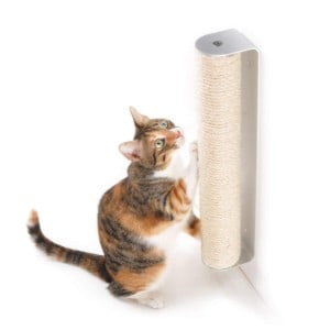 4CLAWS Wall-Mounted Round Scratching Post