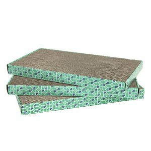 Kitty City XL Wide Corrugated Scratchers