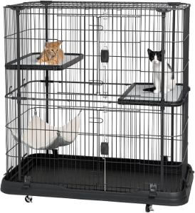 Prevue Pet Products Deluxe Cat Home