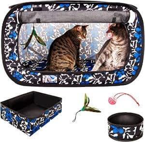 CHEERING PET, Cat Condo Cage