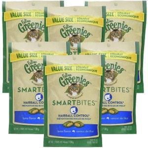Feline Greenies SMARTBITES