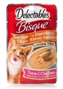 HARTZ Delectables Bisque Lickable Treat