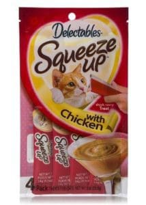 HARTZ Delectables Squeeze Up Cat Treat